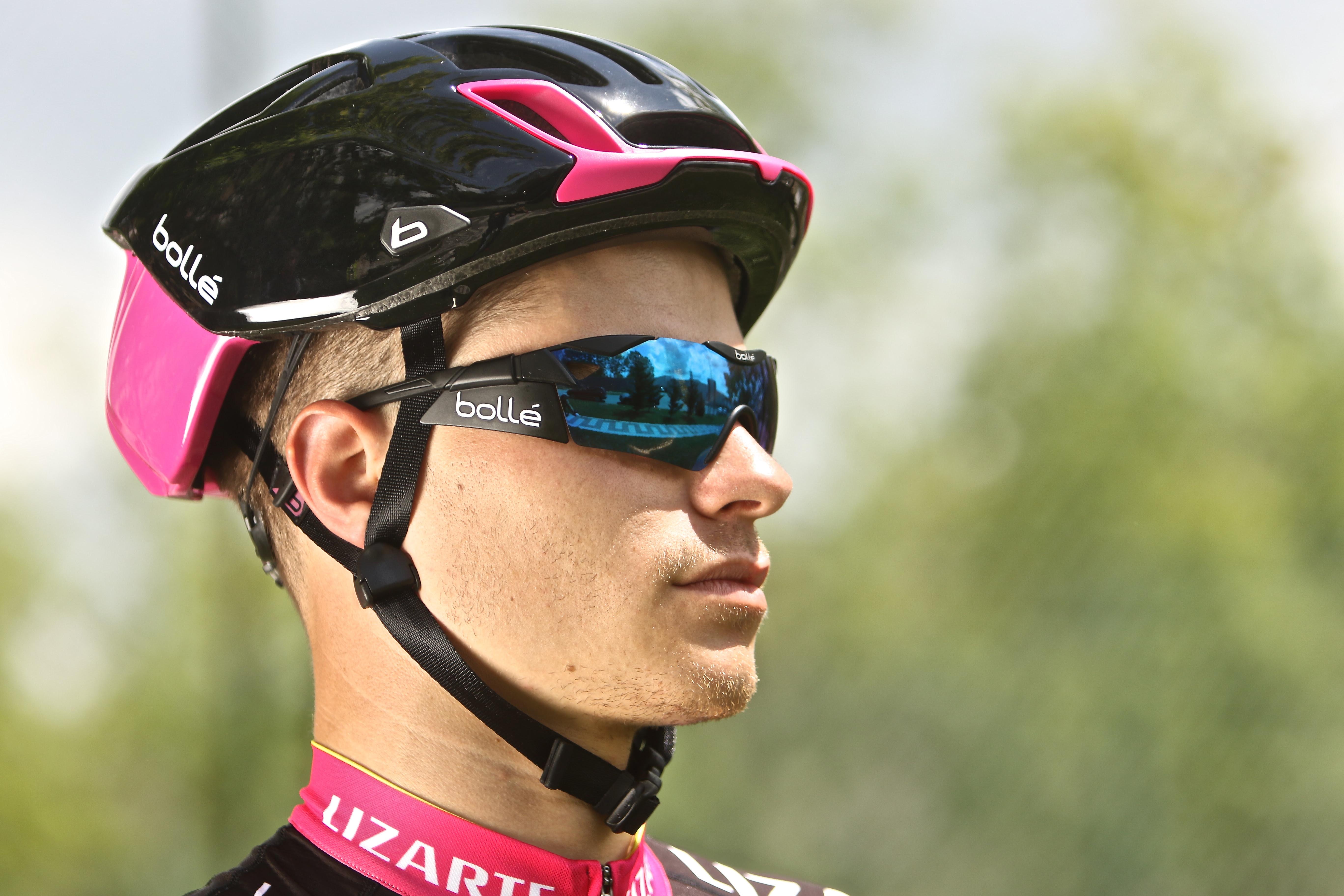 Gafas de ciclismo Bollé: La vuelta 2016
