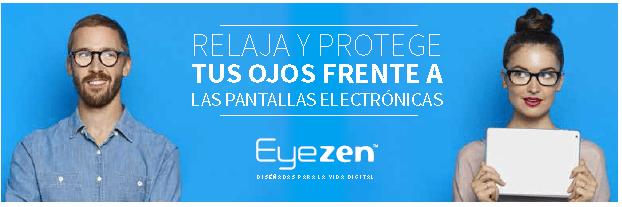 EyeZen relaja y protege tus ojos