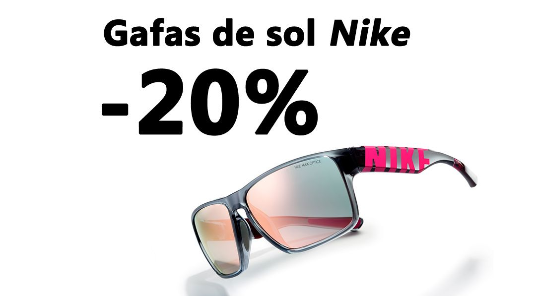 Oferta gafas de sol Nike