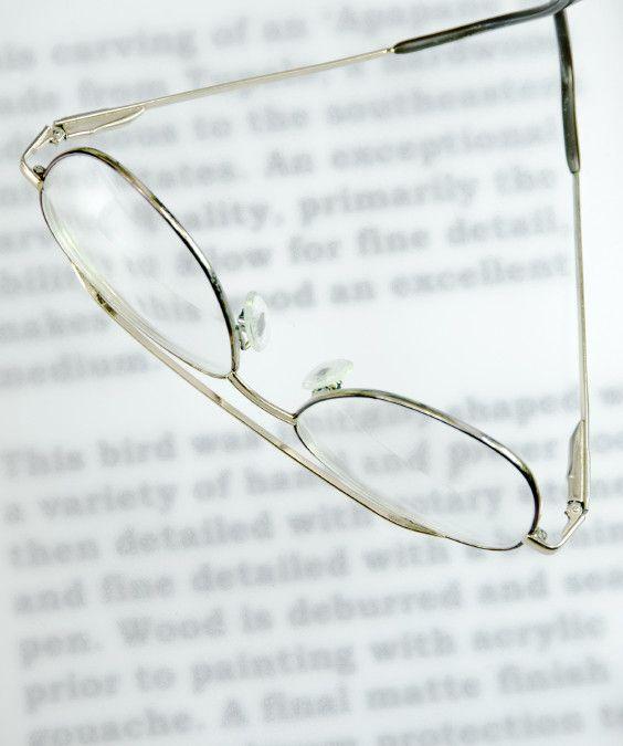 Las gafas premontadas pueden provocar problemas de visión