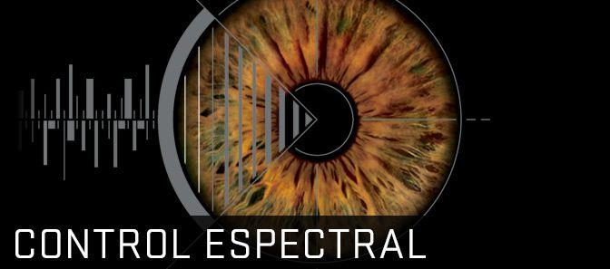 control espectral