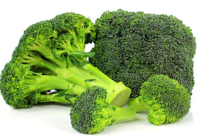 El brócoli contiene vitaminas necesarias para tu visión