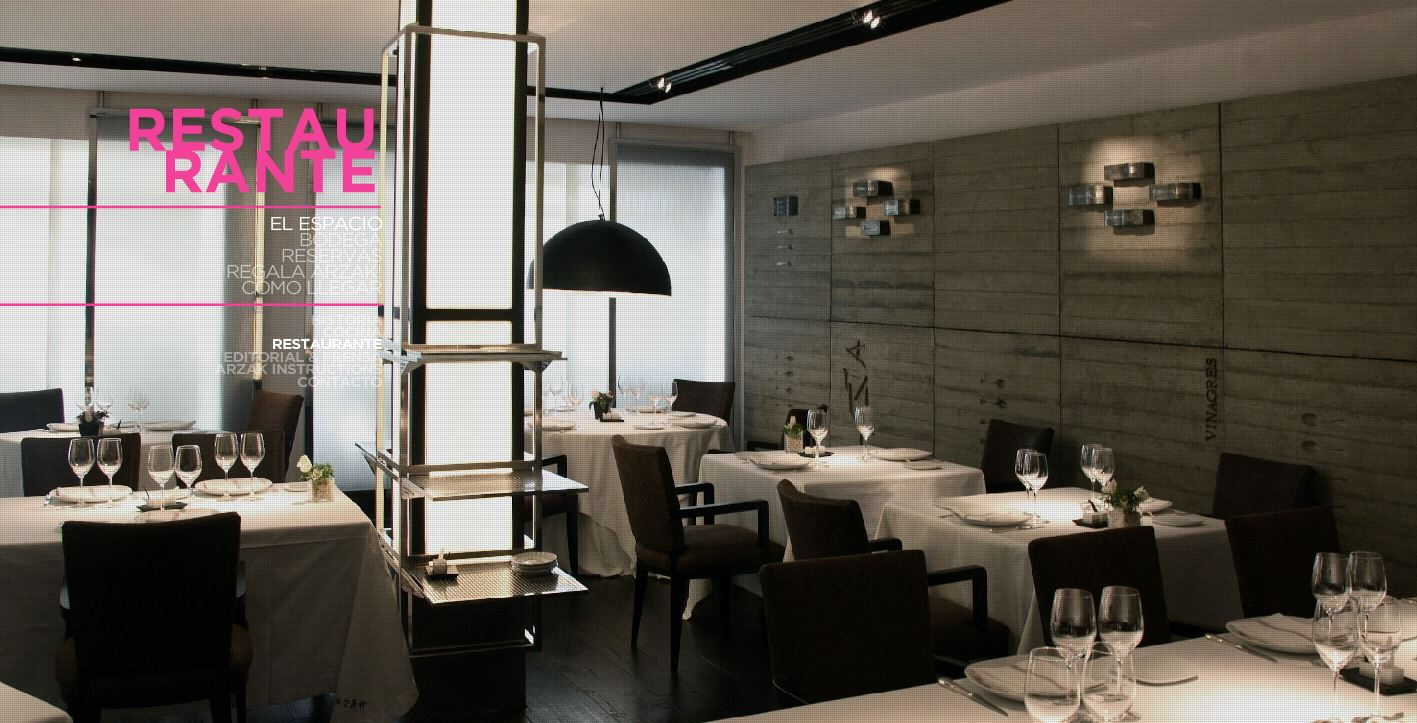 Restaurante Arzak en Donostia- San Sebastián