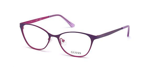 estilo limitado tan baratas comprar oficial Gafas graduadas Guess: nueva colección - Linazasoro Optika ...
