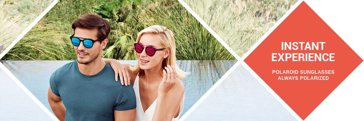 Colección de gafas de sol Polaroid